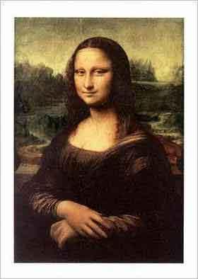 La Giaconda: Mona Lisa History